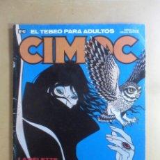 Cómics: Nº 42 - CIMOC - NORMA EDITORIAL - AGOSTO 1984. Lote 177615508