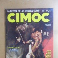 Cómics: Nº 36 - CIMOC - NORMA EDITORIAL - FEBRERO 1984. Lote 177615887
