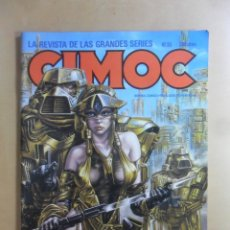 Cómics: Nº 35 - CIMOC - NORMA EDITORIAL - ENERO 1984. Lote 177616143
