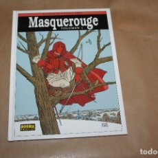 Cómics: MASQUEROUGE VOLUMEN 1, TAPA DURA, NORMA EDITORIAL . Lote 177671150