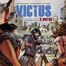 Cómics: CÒMICS. VICTUS. 3 VICTUS (CAT - ALBERT SÁNCHEZ PIÑOL/CARLES SANTAMARÍA/F. DALMASES/JUANCHO (CARTONÉ). Lote 177751352