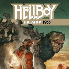 Cómics: CÓMICS. HELLBOY 23. HELLBOY Y LA AIDP 1955 - MIGNOLA/ROBERSON/CHURILLA/MARTINBROUGH/RIVERA (CARTONÉ). Lote 177835133