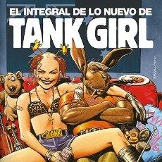Cómics: CÓMICS. EL INTEGRAL DE LO NUEVO DE TANK GIRL - ALAN MARTIN/JAMIE HEWLETT (CARTONÉ). Lote 177835777