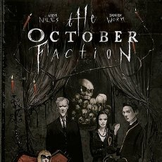 Cómics: CÓMICS. THE OCTOBER FACTION 1 - STEVE NILES/DAMIEN WORM. Lote 177836083