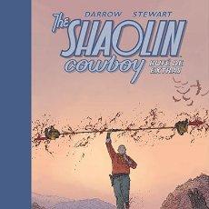 Cómics: CÓMICS. THE SHAOLIN COWBOY 2. BUFÉ DE EXTRAS - GEOF DARROW/DAVE STEWART (CARTONÉ). Lote 177836455