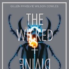 Cómics: CÓMICS. THE WICKED + THE DIVINE 5. FASE IMPERIAL, PRIMERA PARTE - GILLEN/MCKELVIE/WILSON. Lote 177838899
