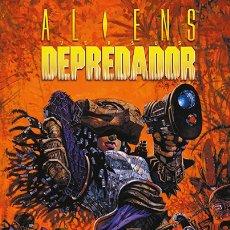 Cómics: CÓMICS. ALIENS VS DEPREDADOR. LA SAGA ORIGINAL 2 - STRADLEY/NORWOOD/WARNER/SALTARES/MANLEY (CARTONÉ). Lote 177839724