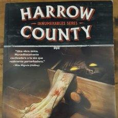 Cómics: HARROW COUNTY 01: INNUMERABLES SERES. COLLEN BUNN. NORMA. Lote 177846943