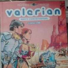 Cómics: VALERIAN AGENTE ESPACIO TEMPORAL #. Lote 177866098