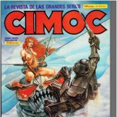Cómics: * CIMOC * NORMA EDITORIAL * RETAPADO Nº 12 * IMPECABLE Nº 44/45/46 *. Lote 177948497