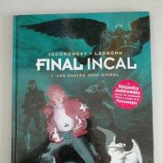 Cómics: FINAL INCAL 1 LOS CUATRO JOHN DIFOOL. Lote 178054875
