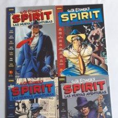 Cómics: SPIRIT. LAS NUEVAS AVENTURAS - NORMA EDITORIAL / COLECCIÓN COMPLETA (4 NÚMEROS). Lote 178068279
