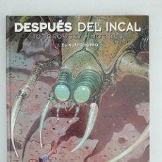 Cómics: DESPUES DEL INCAL 1 EL NUEVO SUEÑO. Lote 178131063