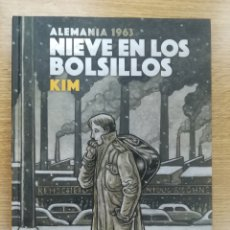 Comics : NIEVE EN LOS BOLSILLOS ALEMANIA 1963. Lote 178167085