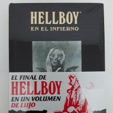 Cómics: HELLBOY. EDICIÓN INTEGRAL VOLUMEN 4 - MIKE MIGNOLA - NORMA COMICS. Lote 178182021