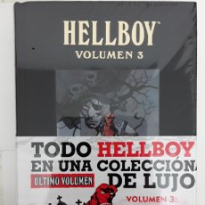 Cómics: HELLBOY INTEGRAL 3 - MIKE MIGNOLA - NORMA COMICS. Lote 178182168