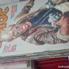 Cómics: LOTE 10 COMICS CIMOC 47 AL 56 # S2. Lote 178182652