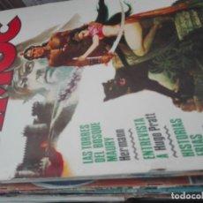 Cómics: LOTE 10 COMICS CIMOC 57 AL 66 # S2. Lote 178183288