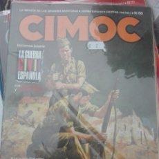 Cómics: LOTE 8 COMICS CIMOC 66-77-78-79-80-81-82-83 #. Lote 178184215