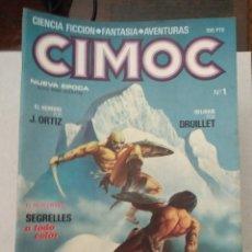Cómics: COLECCIÓN CIMOC NUEVA ÉPOCA - NORMA - Nº 1 AL 46 - VER TODAS LAS FOTOS. Lote 178188156