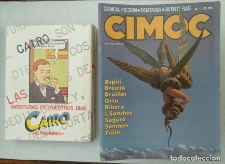 Cómics: COLECCIÓN CIMOC NUEVA ÉPOCA - NORMA - Nº 1 AL 46 - VER TODAS LAS FOTOS - Foto 11 - 178188156