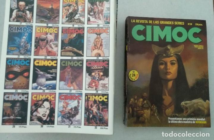 Cómics: COLECCIÓN CIMOC NUEVA ÉPOCA - NORMA - Nº 1 AL 46 - VER TODAS LAS FOTOS - Foto 39 - 178188156