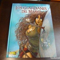 Cómics: LOS GUARDIANES DEL MASER 3 Y 4 MUY BUEN ESTADO. Lote 178374278