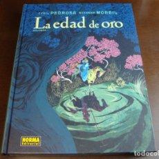 Cómics: LA EDAD DE ORO 1 CYRIL PEDROSA. Lote 178578823