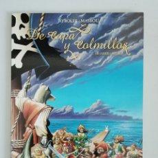 Cómics: DE CAPA Y COLMILLOS 2 BANDERA NEGRA. Lote 178636142