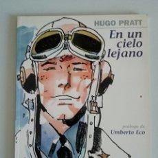 Cómics: HUGP PRATT EN UN CIELO LEJANO 5. Lote 178636535