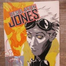 Cómics: DESOLATION JONES - EL DÍA DESPUÉS - NORMA EDITORIAL. Lote 178644333