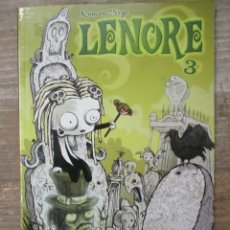 Cómics: LENORE - Nº 3 - ROMAN DIRGE - NORMA. Lote 178652831