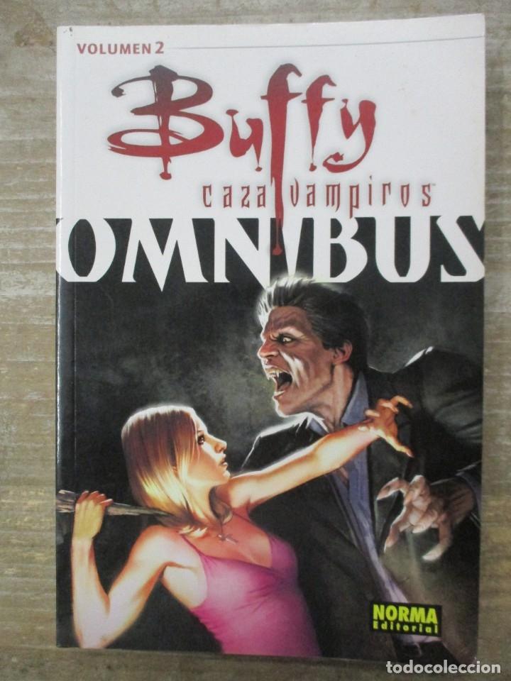 BUFFY CAZAVAMPIROS - TOMO - OMNIBUS - Nº 2 - NORMA EDITORIAL (Tebeos y Comics - Norma - Comic USA)
