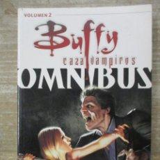 Cómics: BUFFY CAZAVAMPIROS - TOMO - OMNIBUS - Nº 2 - NORMA EDITORIAL. Lote 178658843