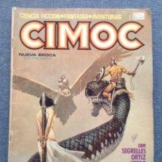 Cómics: CIMOC NUEVA ÉPOCA NÚMERO 2. Lote 178668643