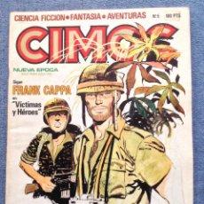Cómics: CIMOC NUEVA ÉPOCA NÚMERO 5. Lote 178669210