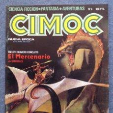 Cómics: CIMOC NUEVA ÉPOCA NÚMERO 6. Lote 178669358