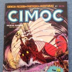 Cómics: CIMOC NUEVA ÉPOCA NÚMERO 7. Lote 178669663