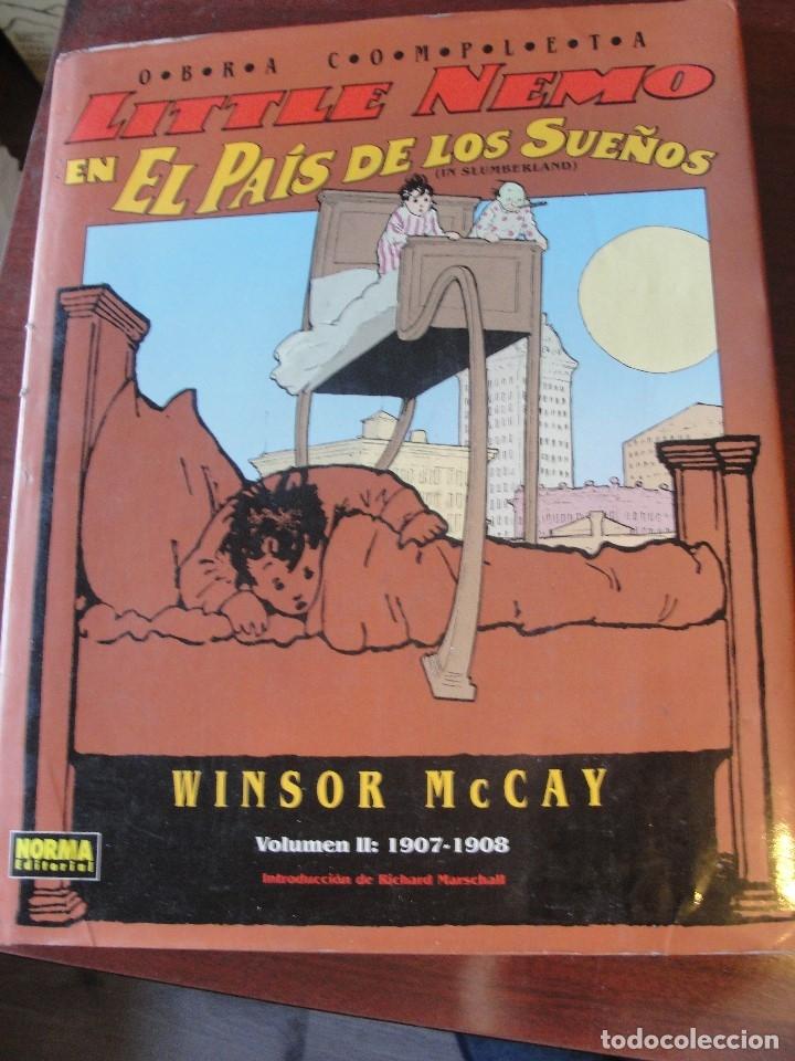 LITTLE NEMO EN EL PAIS DE LOS SUEÑOS - NORMA 1995 - DE LIBRERIA !!! (Tebeos y Comics - Norma - Comic USA)