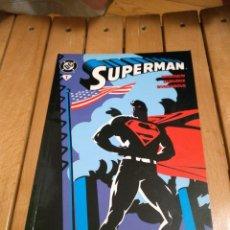 Cómics: SUPERMAN Nº 1. Lote 178744835
