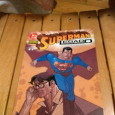 Cómics: SUPERMAN LEGADO Nº 1 D4. Lote 178744917