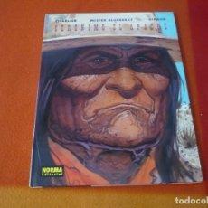 Cómics: BLUEBERRY GERONIMO EL APACHE ( CHARLIER GIRAUD ) ¡MUY BUEN ESTADO! TAPA DURA NORMA 38. Lote 178746755