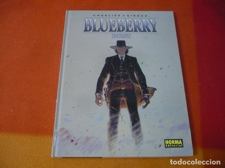 BLUEBERRY DUST ( CHARLIER GIRAUD ) ¡MUY BUEN ESTADO! TAPA DURA NORMA 45 (Tebeos y Comics - Norma - Comic Europeo)