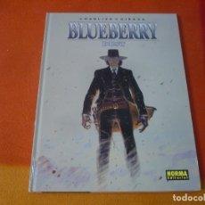 Cómics: BLUEBERRY DUST ( CHARLIER GIRAUD ) ¡MUY BUEN ESTADO! TAPA DURA NORMA 45. Lote 178746865