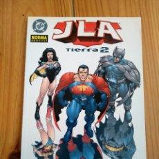 Cómics: JLA TIERRA 2 - GRANT MORRISON & FRANK QUITELY - MUY BUEN ESTADO. Lote 178750843