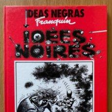 Cómics: IDEAS NEGRAS - LOS ALBUMES DE CAIRO 9 - FRANQUIN. Lote 178787528