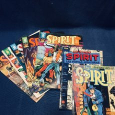 Cómics: LOTE 5 COMICS SPIRIT MAS THE SUPER SPIRIT Y WILL EISNER,S THE SPIRIT . Lote 178794561