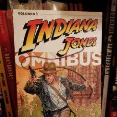 Cómics: INDIANA JONES ÓMNIBUS 1 DE NORMA. Lote 178831173