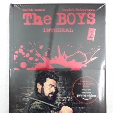 Cómics: THE BOYS 1 (INTEGRAL) - GARTH ENNIS, DARICK ROBERTSON - NORMA COMICS. Lote 178851251