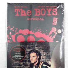 Cómics: THE BOYS 2 (INTEGRAL) - GARTH ENNIS, DARICK ROBERTSON - NORMA COMICS. Lote 178851351